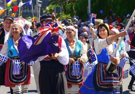 فرهنگ استرالیا
