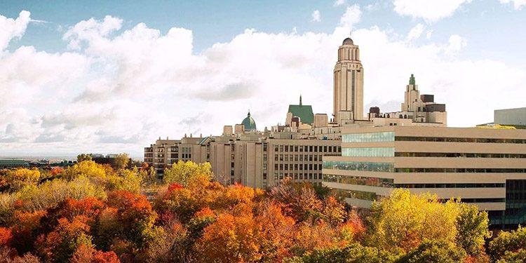 پنج دانشگاه برتر کانادا