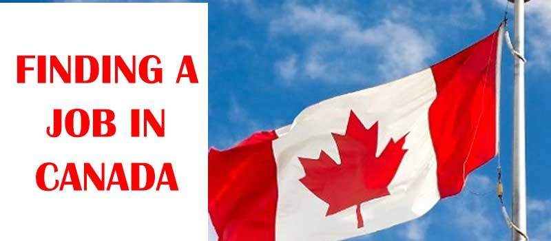 یافتن کار در کانادا