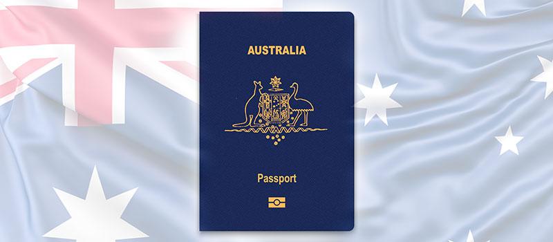پاسپورت استرالیا، یکی از قدرتمند ترین پاسپورت های دنیا
