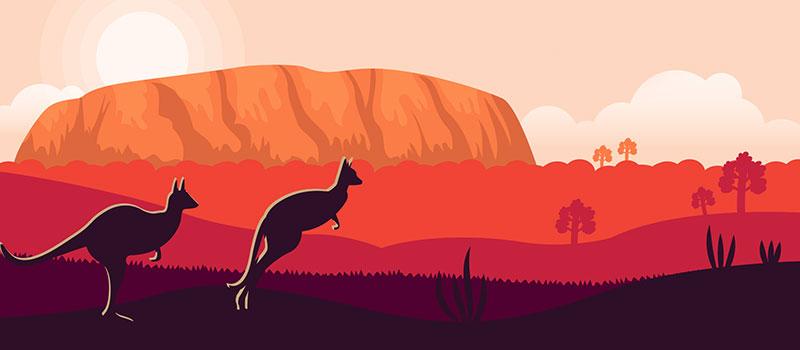 کانگرو استرالیایی