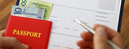 پاسپورت چین
