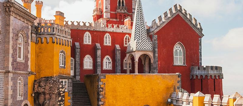 ساختمان های کشور پرتغال