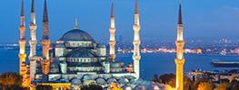 تجربه آب و هوای مدیترانه ای با اخذ اقامت ترکیه