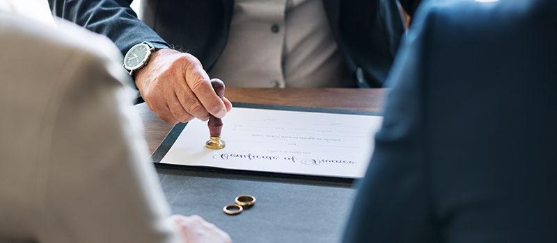 شرایط طلاق گرفتن در کانادا