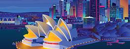 جاذبه های گردشگری سیدنی از خانه اپرا تا محله چینی ها
