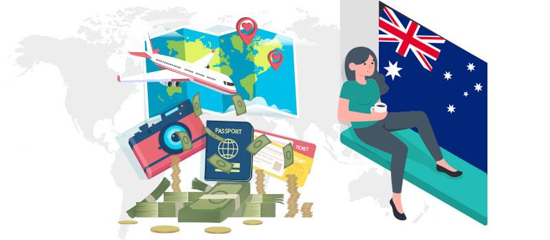 نگران هزینه های مهاجرت به استرالیا نباشید