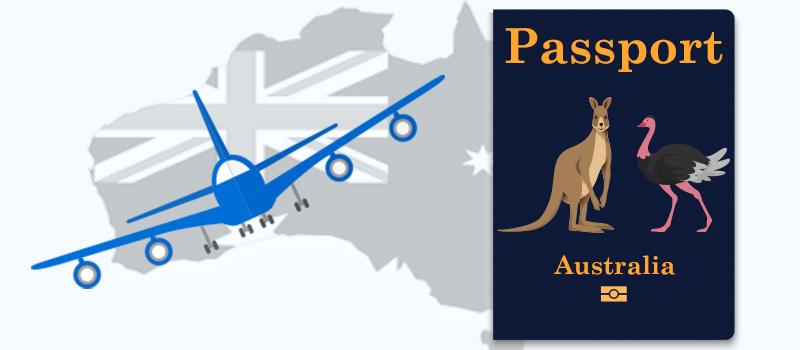 پاسپورت استرالیا، یکی از قوی ترین پاسپورت های دنیا