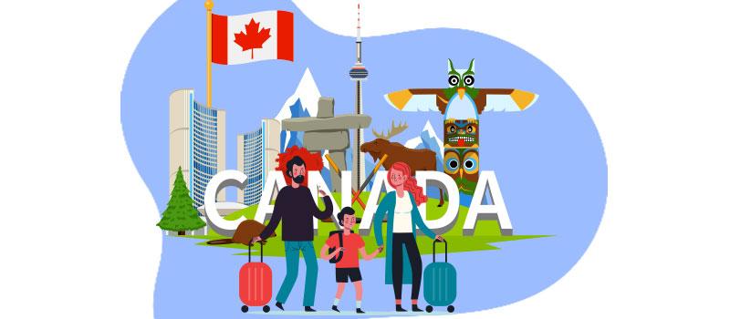 مهاجرت خانوادگی به کانادا