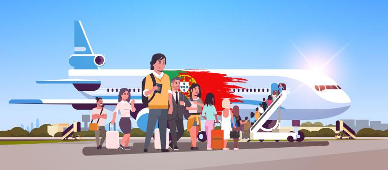 مهاجرتی آسان از طریق ویزای تمکن مالی پرتغال