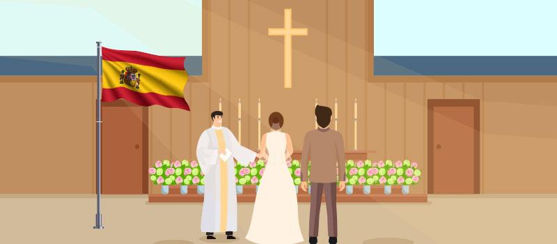 مهاجرت به اسپانیا از طریق ازدواج و تولد