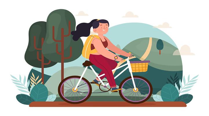 دوچرخه سواری در دانمارک