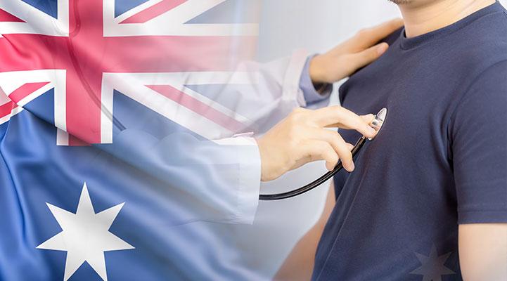 تست مدیکال استرالیا چیست؟